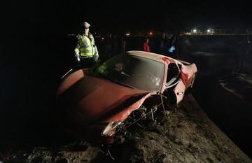 Arturo Vidal durmió en una comisaría tras protagonizar accidente
