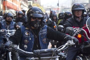 """Comienza en La Paz campaña para el uso del casco """"Cuida tu Vida"""""""