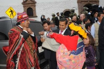 Bolivia y Perú preparan encuentro Evo-Humala