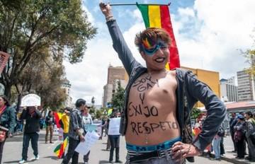 El 74% de los bolivianos rechaza matrimonio gay y 67% se opone al aborto