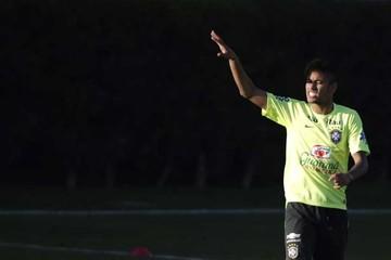 Brasil descansa y Neymar deja la concentración