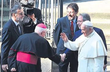 El Papa pide perdón por persecuciones religiosas