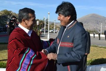 Morales: Bolivia apunta a la integración para la liberación de los pueblos