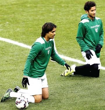 Bolivia busca entrar entre los cuatro mejores