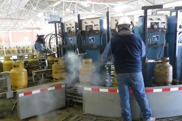 Crece la compra de GLP a pesar del gas domiciliario