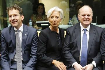 El Eurogrupo avanza sin Grecia para cuidar euro