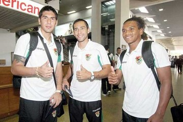 Bolivia retorna al país luego de la Copa