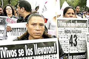 La CIDH informará sobre avances en el caso Iguala