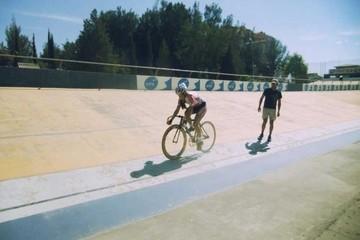 Ortuño, la reina del ciclismo
