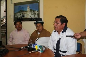 División ronda a la AMB, que se cita hoy en Sucre