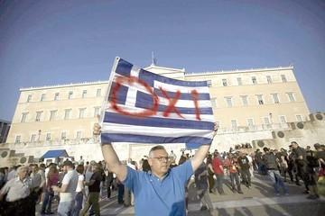 Bolsas europeas caen en jornada crítica en Grecia