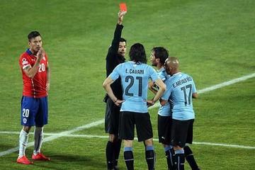 Uruguay critica la Copa