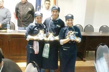 Los ganadores de Energy Cook de ENTEC