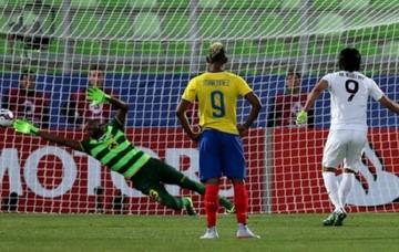 Ocho penaltis y siete expulsiones se suman a la historia de la Copa