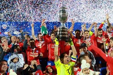 Chile gana su Copa