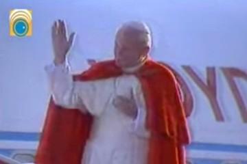 """""""Un Pueblo en Fiesta"""", Juan Pablo II en Bolivia (1ra parte)"""