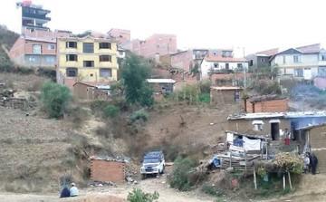 Vecinos de San Luis Bajo dilatan una evacuación