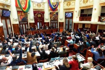 La Asamblea se apresta a designar a los vocales del TSE
