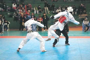 Sucre domina Open nacional de taekwondo
