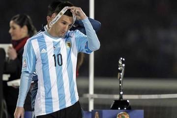 Messi rechaza premio