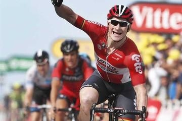 André Greipel gana segunda etapa