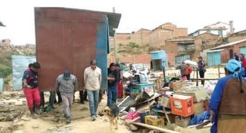 Parada: Piden construcción de infraestructura adecuada
