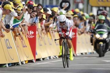 Rodríguez supera caídas