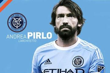 Juventus asegura la salida de Pirlo al New York City
