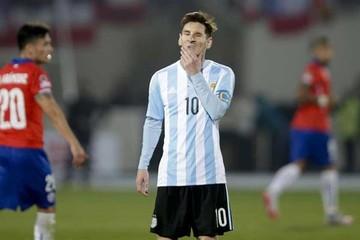 Messi manifiesta su dolor por la caída argentina