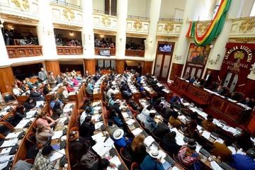 Sin acuerdos políticos, el Legislativo define vocales