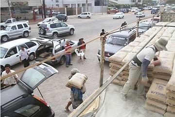 Se normalizan despachos de cemento a Santa Cruz