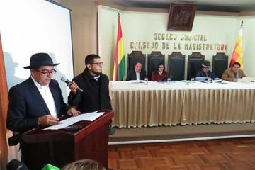 Consejeros eligen  a 157 conciliadores con observaciones