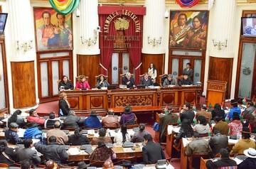 García Linera lamenta que oposición se niegue al consenso para elegir vocales