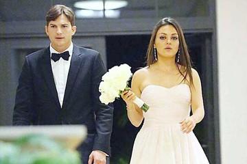 Mila Kunis y Ashton Kutcher se casan en secreto