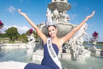 Miss Universo responde a Trump que no puede renunciar porque firmó contrato