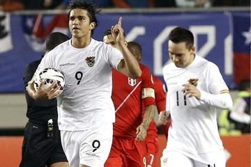 Bolivia sube 23 puestos en el  ranking de la FIFA