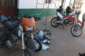 Dos motocicletas al día son sustraídas en Sucre
