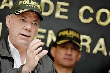 Santos: Sin paz vendrán otros 20 años de guerra
