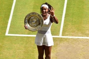 Serena domina en Wimbledon