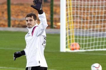 Casillas deja el Madrid