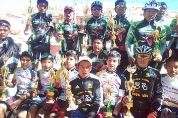Bici Montaña cierra su primer campeonato