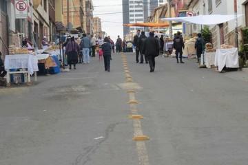 Alasitas: Alcaldía rechaza exigencia de comerciantes