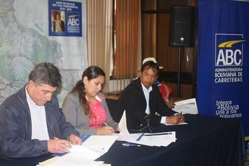 ABC afirma que el 60% de su presupuesto fue destinado para inversiones en La Paz