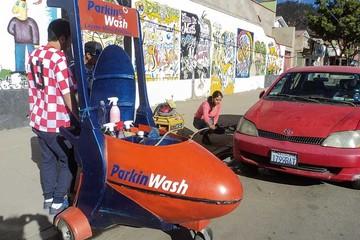 ParkinWash, lavado móvil y ecológico para vehículos
