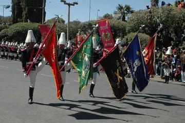 Confirman parada militar en Sucre para el 7 de agosto