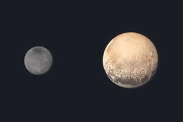 Sonda hace historia al llegar cerca de Plutón