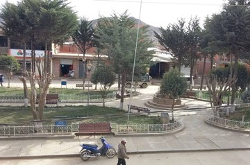 Temblor asustó a pobladores del municipio de Villa Charcas