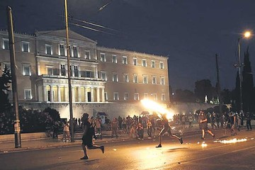 Grecia: Socios dan luz verde a negociación  de rescate financiero