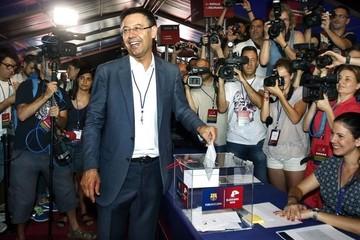 Bartomeu es elegido presidente del Barcelona