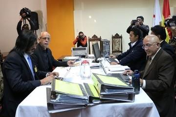 Fiscalía imputa formalmente a Chávez y Lozada y pide detención preventiva